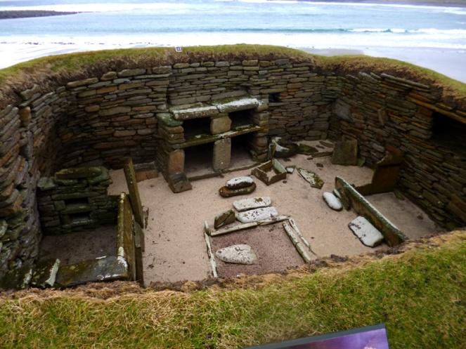 skara brae, neolithic history, orkney