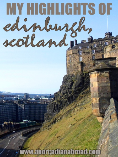 Highlights Of Edinburgh, Scotland, by a Scot! Edinburgh Castle, Royal Mile, Arthur's Seat, Harry Potter & loads more in this amazing city!