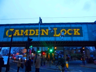 camden lock market london