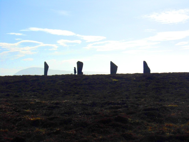 ring of brodgar, neolithic history, orkney, scotland