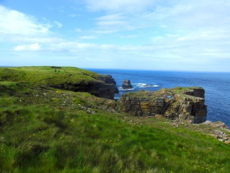 Brough Of Deerness, Orkney, Scotland