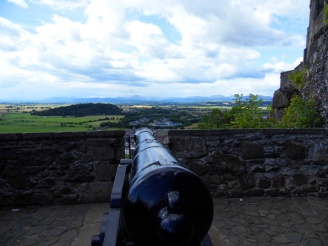 Stirling Castle cannon, Scotland