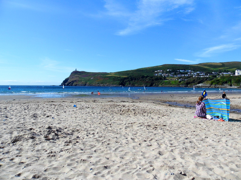 Port Erin beach, Isle Of Man