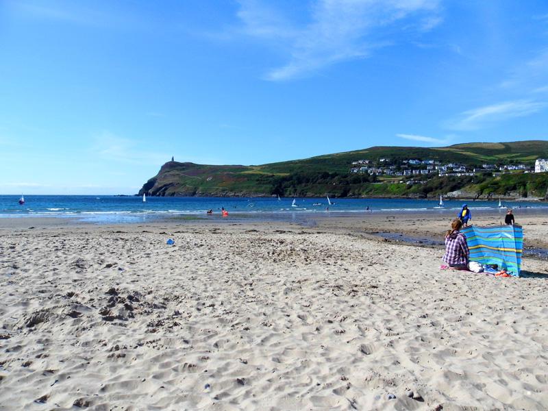 Port Erin beach, Isle Of Man