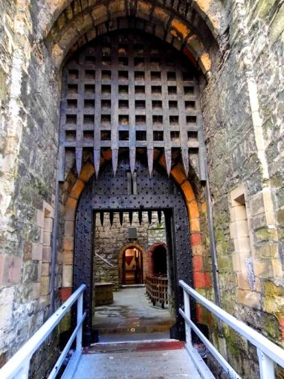 Castle Rushen, Castletown, Isle Of Man