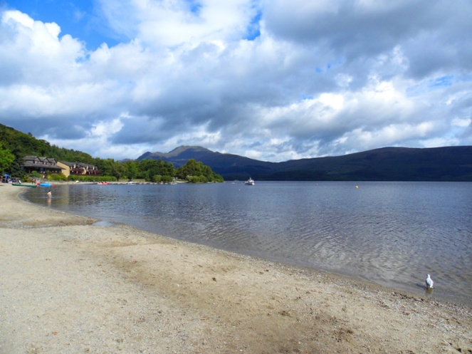 Luss, Loch Lomond & The Trossachs National Park, Scotland
