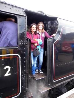 Jacobite Hogwarts Express train, Fort William, Scotland