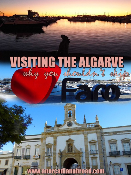 Visiting the Algarve: why you shouldn't skip Faro on a visit to Portugal's coast.