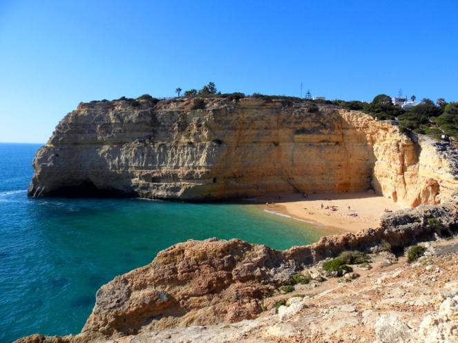 Praia da Cavalho, Algarve, Portugal