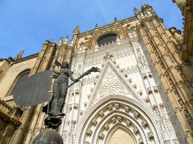 Sevilla Cathedral, Seville, Spain