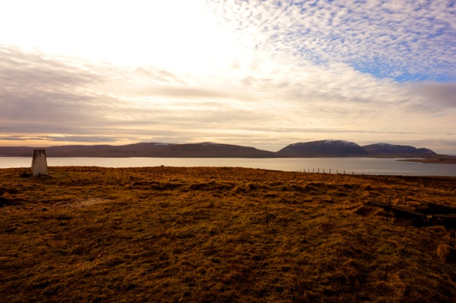 View of Hoy, Orkney, Scotland