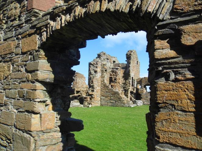 Earl's Palace, Birsay, Orkney, Scotland