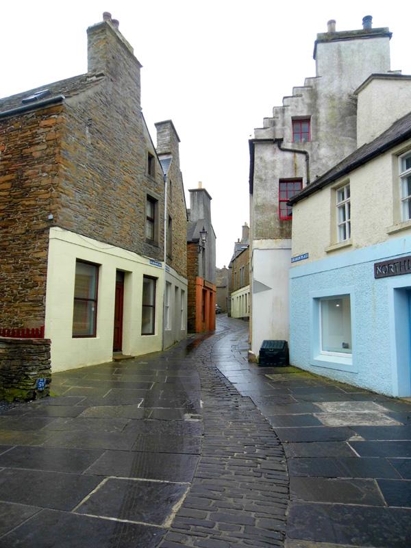 Stromness, Orkney, Scotland