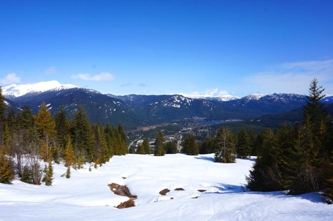 Whistler mountain, Canada
