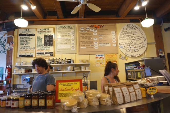 The Crumpet Shop, Seattle, USA
