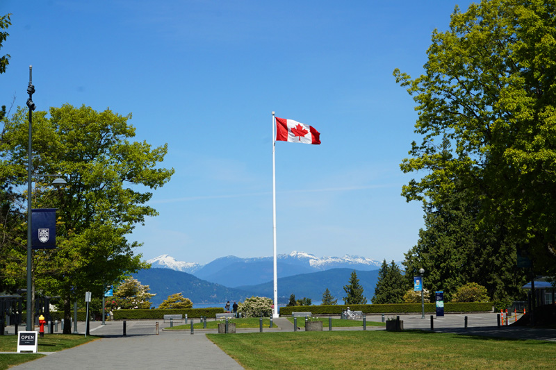 University of BC, Vancouver, Canada