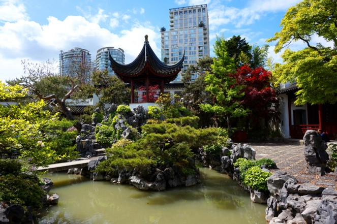 Sun Yat-Sen Classical Chinese Gardens, Vancouver, Canada