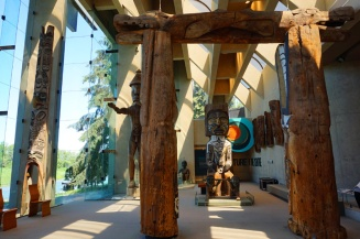 Museum Of Anthropology, UBC, Vancouver, Canada