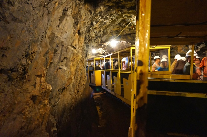 Britannia Mine Museum, Squamish, BC, Canada