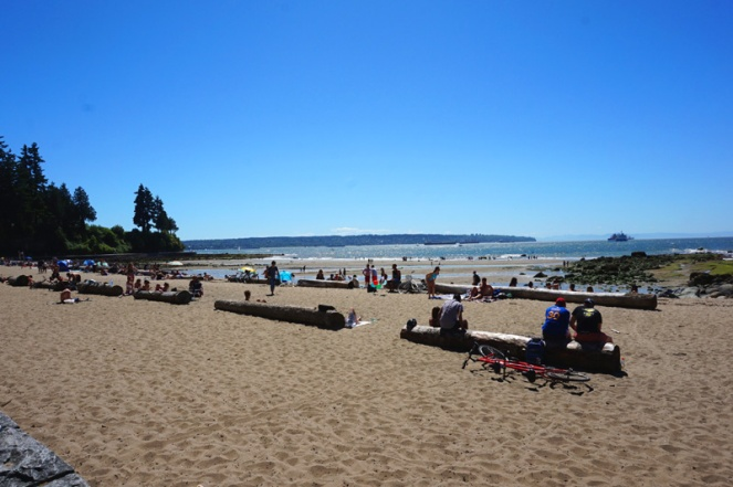 Third Beach, Stanley Park, Vancouver, Canada