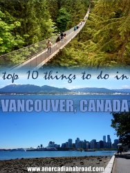Top 10 things to do in Vancouver, Canada. Explore one of the world's best cities, including parks, mountains, aquariums, museums and much more!