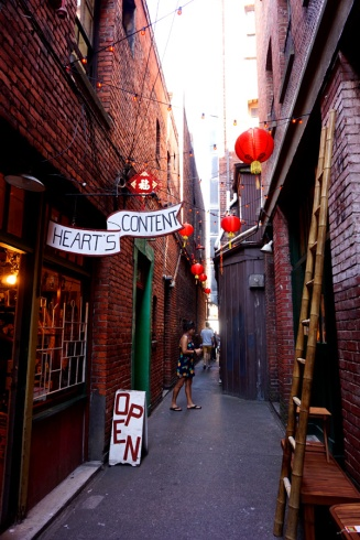 Fan Tan Alley, Victoria, BC, Canada