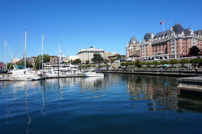 Harbour, Victoria, BC, Canada