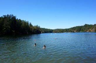 Thetis Lake, Victoria, BC, Canada