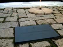 JFK memorial, Arlington cemetery, Washington DC, USA