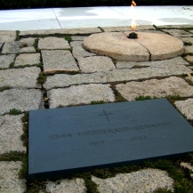 JFK memorial, Arlington cemetery, Washington DC, USA
