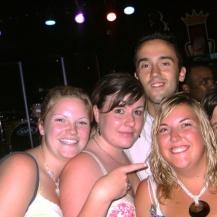 Friends in Memphis, USA