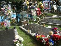 Elvis Presley grave, Graceland, USA