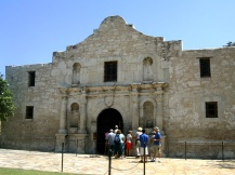 The Alamo, San Antonio, Texas, USA