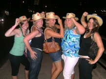 Cowgirls in Texas, USA