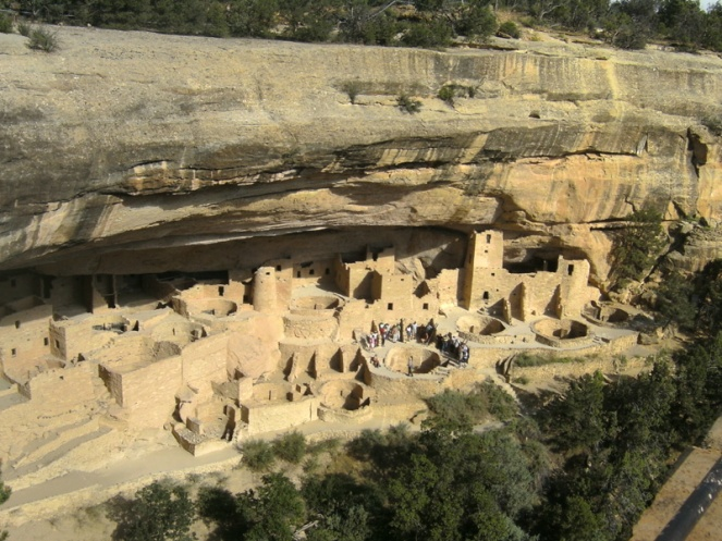 Mesa Verde National Park, Colorado, USA