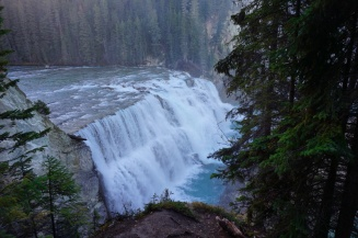 Wapta Falls, Yoho National Park, BC, Canada