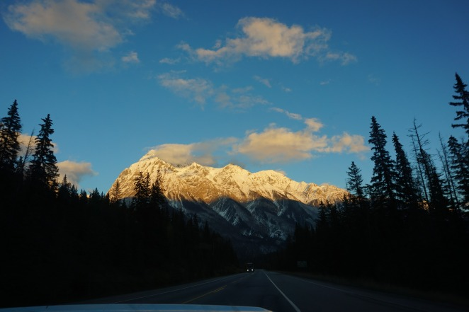 Mountains, Yoho National Park, BC, Canada
