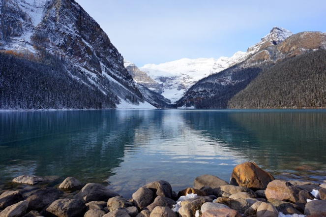 Lake Louise, Banff National Park, Canada
