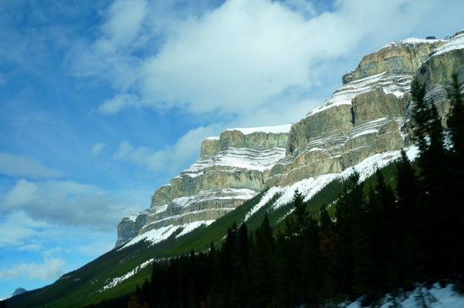 Icefields Parkway, Banff National Park, Canada
