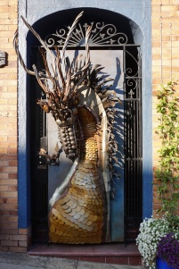 Dragon door, San Francisco