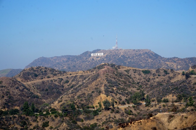 Hollywood Sign, Griffith's Observatory, LA