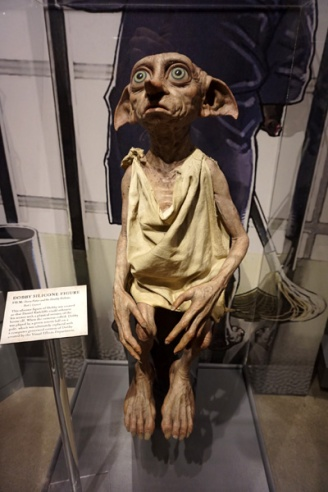 Dobby, Warner Brothers Studio Tour Hollywood, LA, USA
