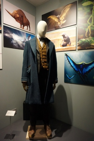 Newt Scamander, Warner Brothers Studio Tour Hollywood, LA, USA