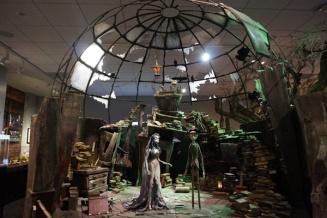 Corpse Bride, Warner Brothers Studio Tour Hollywood, LA, USA