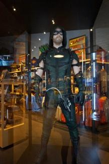 Arrow, Warner Brothers Studio Tour Hollywood, LA, USA