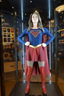 Supergirl, Warner Brothers Studio Tour Hollywood, LA, USA