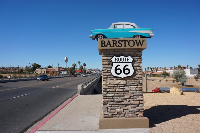 Barstow, California, USA