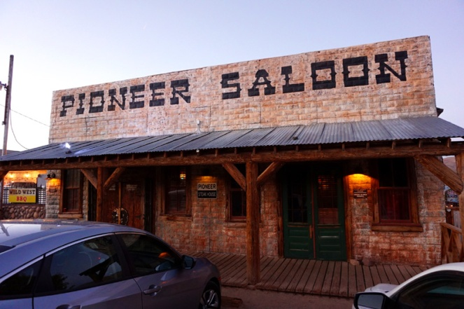 Pioneer Saloon, Goodsprings, Nevada, USA