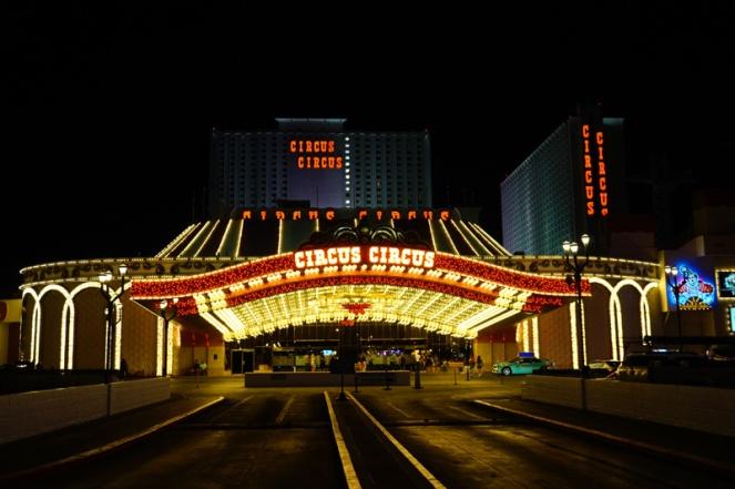 Circus Circus, Las Vegas, USA