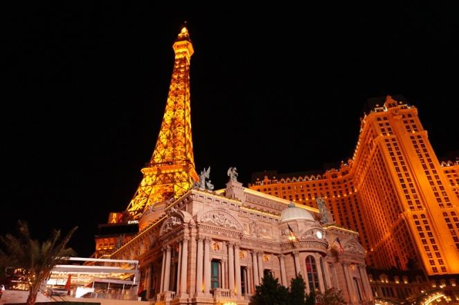 Paris, Las Vegas, USA